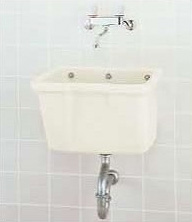 INAX LIXIL・リクシル トイレアクセサリー 多目的流し セット 壁排水(Pトラップ) 【S-18U-SET】[新品]