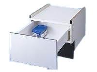 パナソニック【N-PC600S】 FULLオープン用ドアパネル60cmタイプ専用収納キャビネット・シルバー[新品]