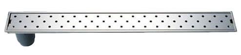 INAX LIXIL・リクシル 浴室 トラップ付排水ユニット(目皿、施工枠付)【PBF-TM4-90Y】 非防水層タイプ 【PBFTM490Y】[新品]