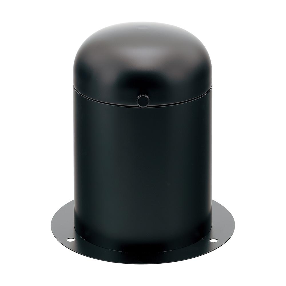カクダイ KAKUDAI【626-138-D】立型散水栓ボックス(ブラック)[新品]