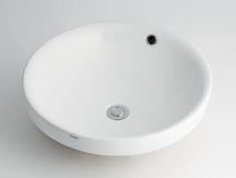 カクダイ 水道材料 丸型洗面器【493-000】[新品]
