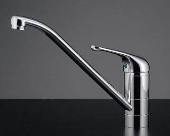 カクダイ 水道材料 シングルレバー混合栓【117-032】[新品]