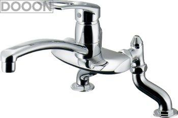 カクダイ 水栓材料 シングルレバー混合栓【116-005】[新品]