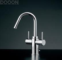 カクダイ 水栓材料 2ハンドル混合栓【150-410】[新品]