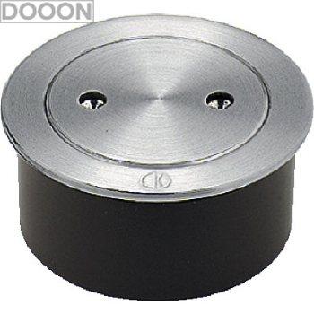 カクダイ 水栓材料 VP・VU兼用ステンレス掃除口(接着式)【400-403-150】[新品]