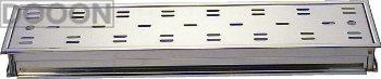 カクダイ 水栓材料 長方形排水溝【4206-100X600】[新品]