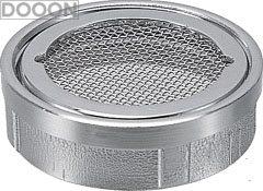カクダイ 水栓材料 内ネジ防虫目皿【4231-150】[新品]