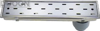 カクダイ 水栓材料 浴室用排水ユニット【4285-150X450】[新品]
