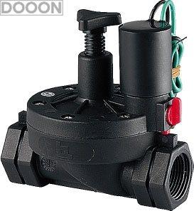 カクダイ 水栓材料 電磁弁【504-031-20】[新品]