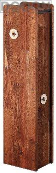 カクダイ 水栓材料 角水栓柱用化粧カバー(木)【624-138】[新品]