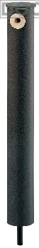 カクダイ 水栓材料 庭園水栓柱(藍錆)【624-145】[新品]