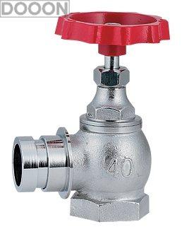カクダイ 水栓材料 散水栓 90°【652-711-65】[新品]