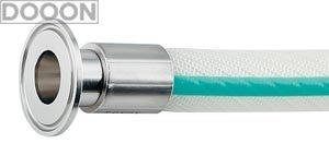 カクダイ 水栓材料 サニタリーホース//25.4×35.5【691-34-AX1000】[新品]