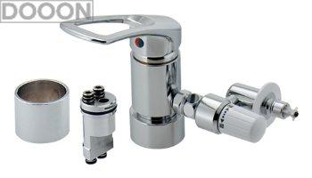 カクダイ 水栓材料 ワンホール用分岐金具(MOEN用セット)【789-702-MJ1】[新品]
