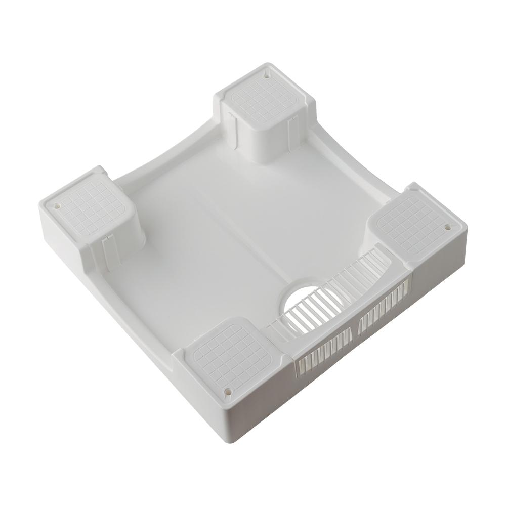 カクダイ[KAKUDAI] 【426-418-W】 洗濯機用防水パン//ホワイト 洗濯機