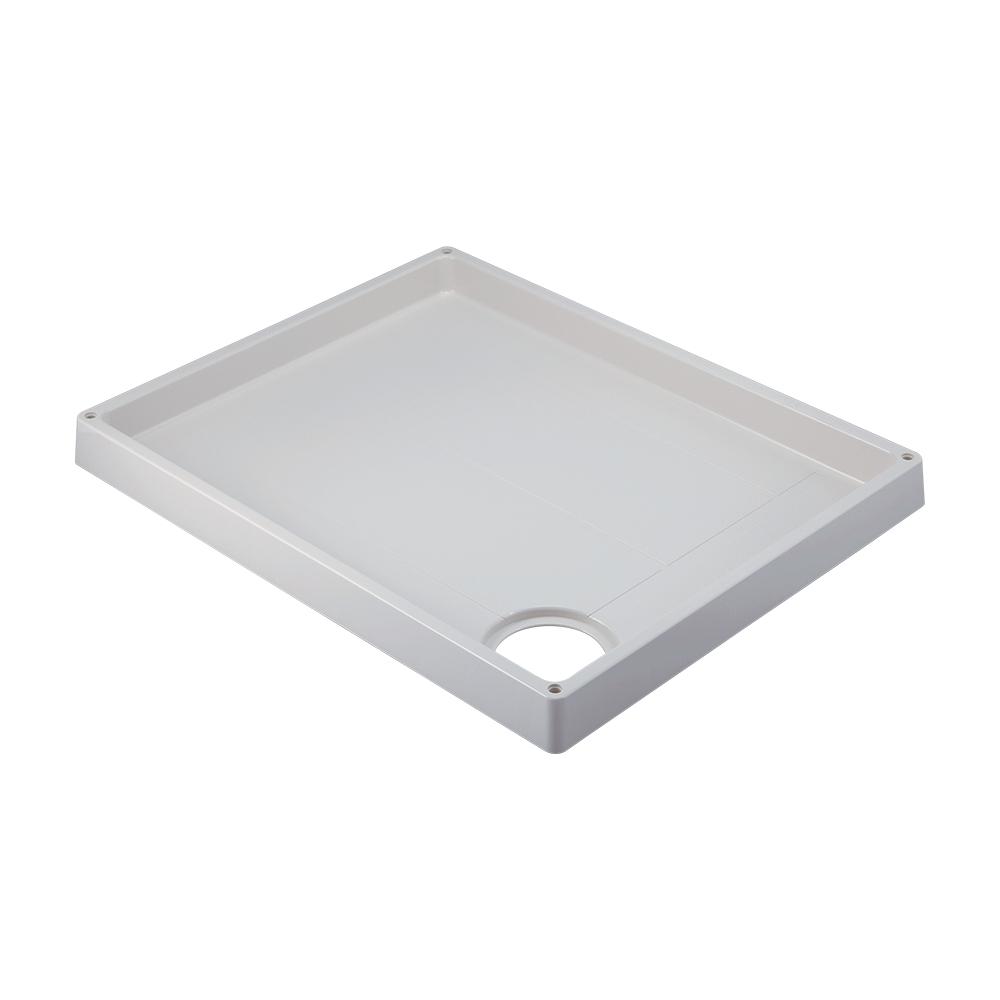 カクダイ[KAKUDAI] 【426-421-RW】 洗濯機用防水パン//ホワイト 洗濯機