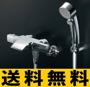 カクダイ サーモスタットシャワー混合栓【173-247K】[新品]