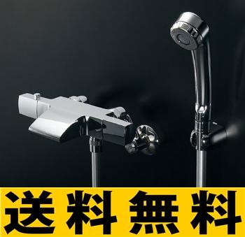 カクダイ サーモスタットシャワー混合栓【173-248K】[新品]