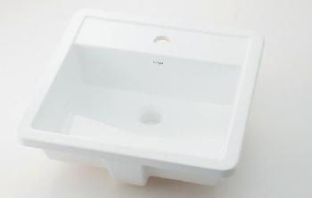 カクダイ 角型洗面器【493-075】[新品]