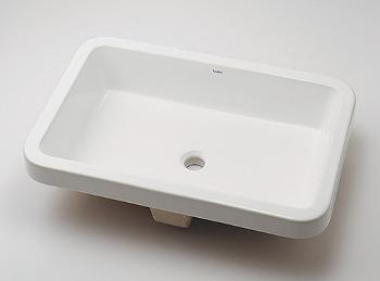 カクダイ 角型洗面器 受注生産品【493-169】[新品]