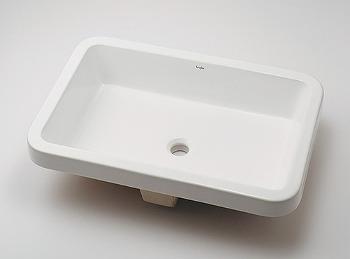 カクダイ アンダーカウンター式洗面器 受注生産品【493-172】[新品]