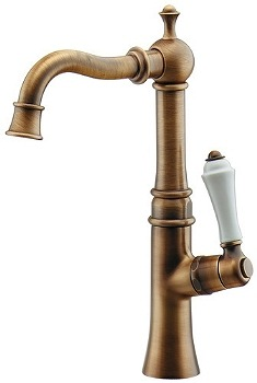カクダイ 立水栓(トール) オールドブラス 受注生産品【700-736-AB】[新品]