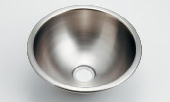カクダイ 丸型手洗器【493-098】【493098】[新品]
