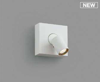 コイズミ KOIZUMI 照明 住宅用 LED一体型 非調光 傾斜天井取付可能 直付・壁付取付【AB50404】[新品]