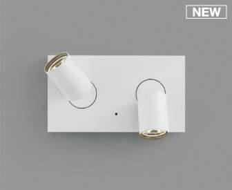 コイズミ KOIZUMI 照明 住宅用 LED一体型 非調光 傾斜天井取付可能 直付・壁付取付【AB50415】[新品]