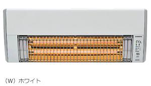 コロナ CORONA 壁掛型遠赤外線暖房機 ウォールヒート CHK-C126A 脱衣所・洗面所・玄関・トイレの暖房 ヒートショック予防 夏場は扇風機代わりにも