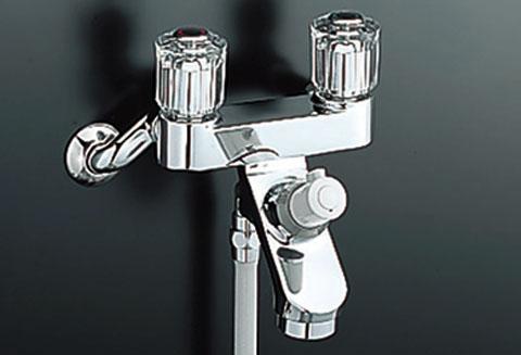 LIXIL リクシル 【BF-1105KN-GS-PU】 シリーズ名: GSハンドル 品名: 2ハンドルシャワーバス水栓(吐水口固定式)(寒冷地)[新品]