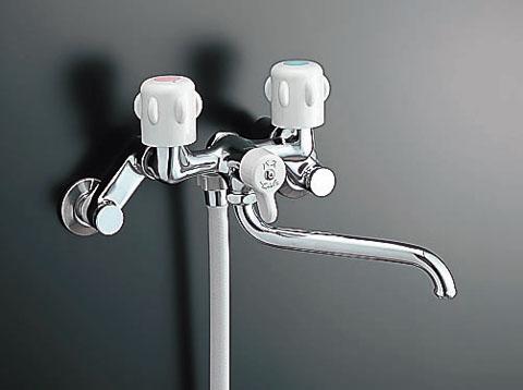 LIXIL リクシル 【BF-651NX-PU4】 シリーズ名: シリーズ外 品名: 2ハンドルシャワーバス水栓(寒冷地)[新品]