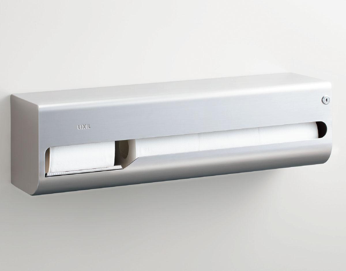 LIXIL リクシル 【KF-67T4R】 横4連ストック付紙巻器(右仕様)[新品]