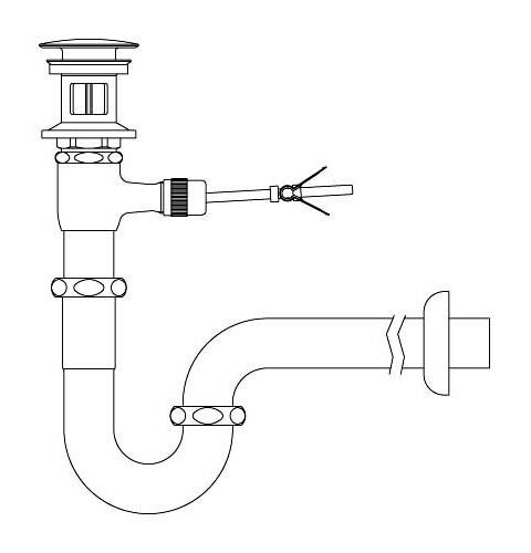 LIXIL リクシル LIXIL シリーズ名:【LF-71PAC】 シリーズ名: リクシル シリーズ外 品名: ポップアップ式排水Pトラップ(排水口カバー付)[新品], オーダースーツHANABISHI:7a6bea48 --- rods.org.uk