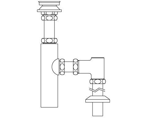 LIXIL シリーズ外 リクシル【LF-731SA リクシル】 シリーズ名: シリーズ外 品名:【LF-731SA】 排水ボトルSトラップ[新品], AsianTyphoOon:4c031be3 --- officewill.xsrv.jp