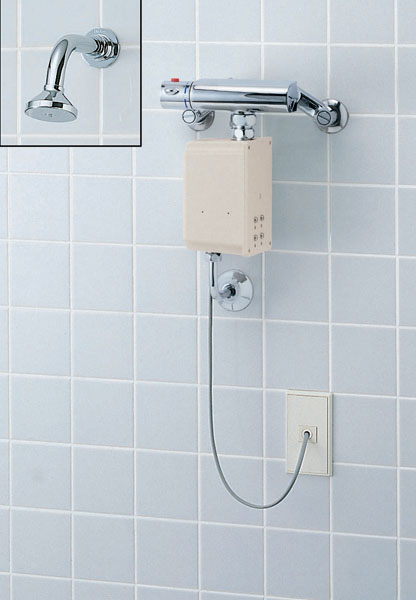 LIXIL リクシル 【LF-B58TSM-1】 シリーズ名: シリーズ外 品名: 壁吐水式サーモスタット付自動水栓[新品]