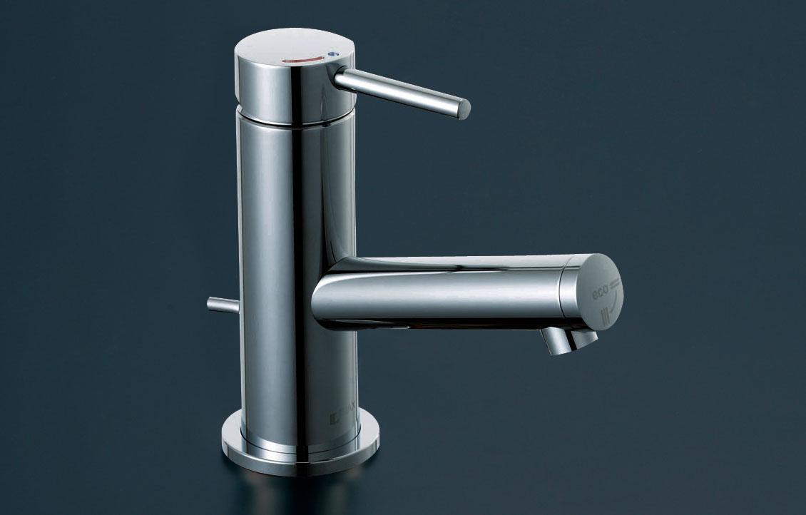 LIXIL リクシル 【LF-E340SYN】 シリーズ名: eモダン 品名: シングルレバー混合水栓(寒冷地)[新品]