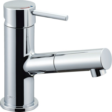 LIXIL リクシル 【LF-E345SYCN】 シリーズ名: eモダン 品名: 吐水口引出式シングルレバー混合水栓(泡沫式)(寒冷地)[新品]
