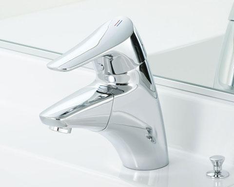 LIXIL リクシル 【LF-J345SC-KD】 シリーズ名: シリーズ外 品名: 吐水口引出式シングルレバー混合水栓(泡沫式)[新品]
