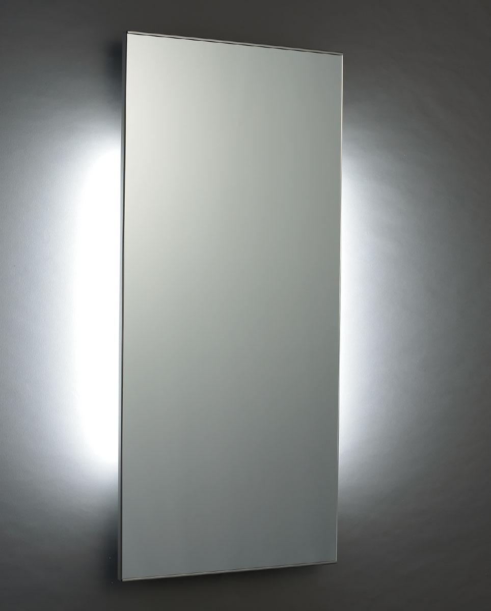 LIXIL リクシル 【MH-451NBJ】 バック照明付鏡(LED照明・照明スイッチなし)[新品]