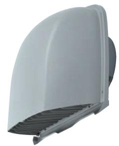メルコエアテック 換気扇 【AT-200FGS5-BL】 外壁用(ステンレス製) 深形フード(ワイド水切タイプ)BL品|縦ギャラリ [新品]
