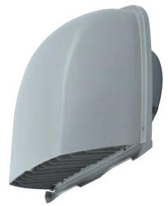 メルコエアテック 換気扇 【AT-200FGSD5-BL】 外壁用(ステンレス製) 深形フード(ワイド水切タイプ)BL品|縦ギャラリ 防火ダンパー付(72℃) [新品]