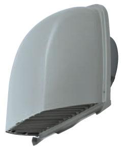 メルコエアテック 換気扇 【AT-200FWS6-BL3M】 外壁用(ステンレス製) 深形フード(ワイド水切タイプ)BL品|縦ギャラリ・網 [新品]