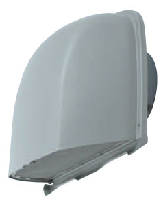 メルコエアテック 換気扇 【AT-225FNS5】 外壁用(ステンレス製) 深形フード(ワイド水切タイプ) 網 【メーカー直送のみ・代引き不可・NP後払い不可】[新品]