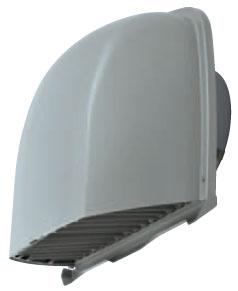 メルコエアテック 換気扇 【AT-250FWS5】 外壁用(ステンレス製) 深形フード(ワイド水切タイプ)|縦ギャラリ・網 [新品]