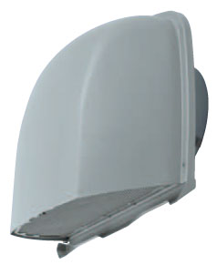 メルコエアテック 換気扇 【AT-300FNSD5】 外壁用(ステンレス製) 深形フード(ワイド水切タイプ)|網 防火ダンパー付(72℃) [新品]