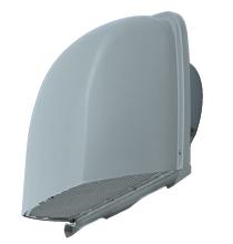 メルコエアテック 換気扇 【AT-150SNS5BB-BL3M】 外壁用(ステンレス製) 防音形深形フード(不燃・耐湿タイプ・ワイド水切タイプ)BL品|網 [新品]