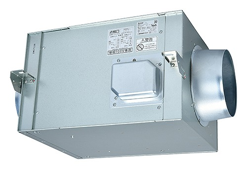 三菱 mitsubishi 換気扇 産業用送風機 [本体]ストレートシロッコファン BFS-80TG [新品]