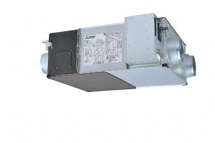三菱 mitsubishi 換気扇 業務用ロスナイ [本体]業務用 天井埋込形 LGH-N25RX2D [新品]