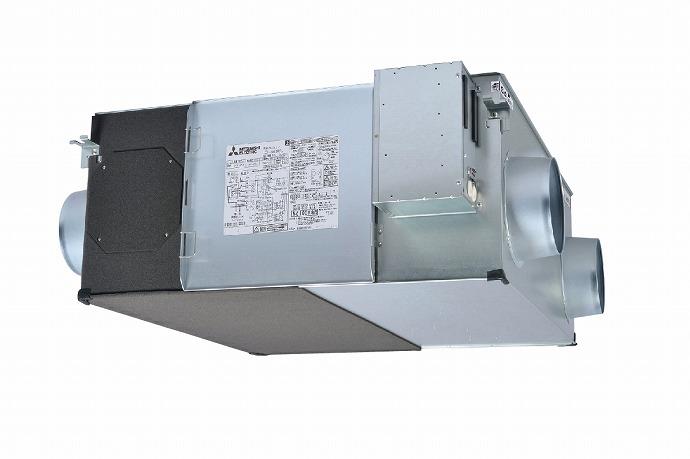三菱 mitsubishi 換気扇 業務用ロスナイ [本体]業務用 天井埋込形 LGH-N65RX2D [新品]